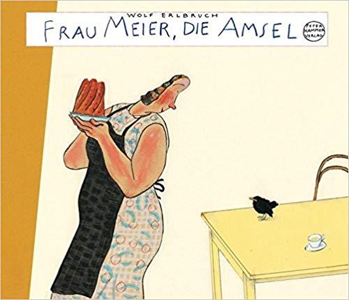 Meier, die Amsel, erschienen im Peter Hammer Verlag, 1999